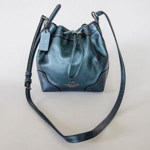 NEW - Coach Baby Mickie Drawstring Handbag